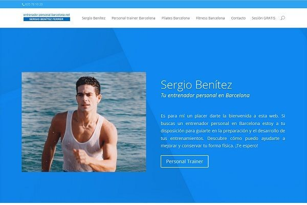 webs para deportistas