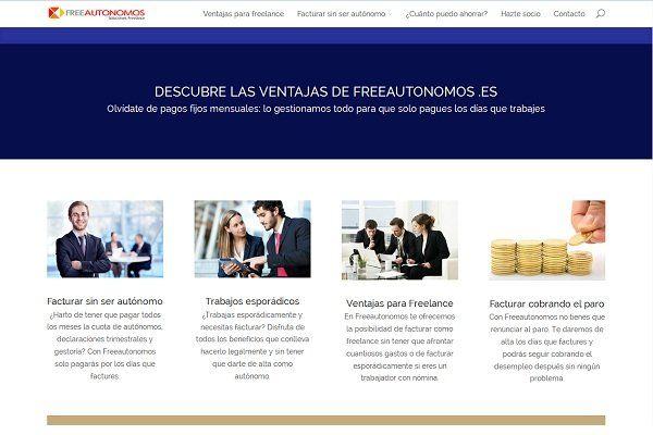 Realización de webs para empresas