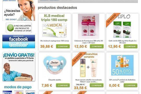 farmacia online ahorro