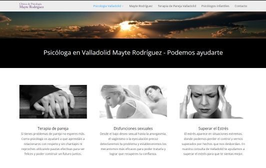 webs para psicólogos