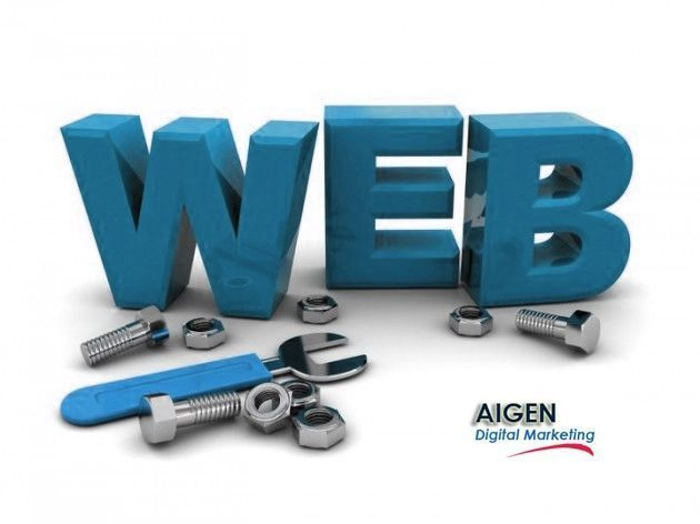 construir webs