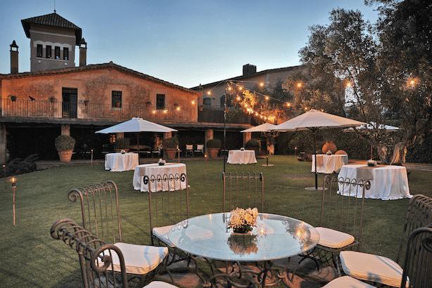 Webs sobre bodas, catering y gourmets