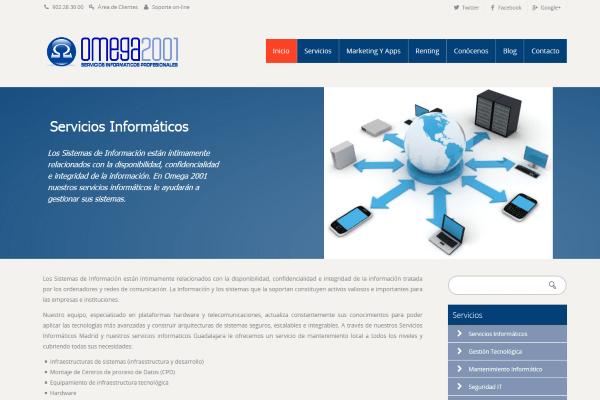 Servicios Informaticos Madrid