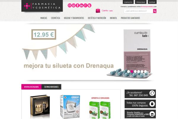 SEO para farmacias online